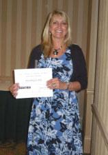 Award by Donna